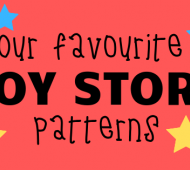 Our Favourite Toy Story Patterns To Take You To Infi-knitty and Beyond*