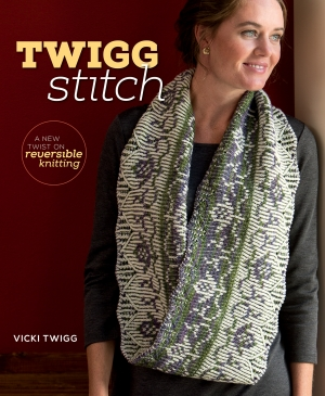 Interview: Vicki Twigg, inventor of Twigg Stitch