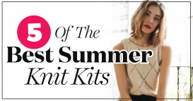 5 of the best summer knit kits