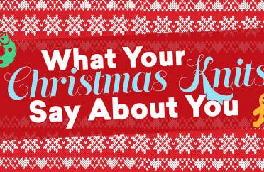 What Your Christmas Knits Say About You!
