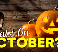 What's On October?