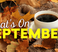What's On September?