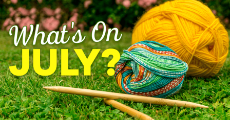 What's On July?