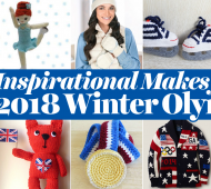 19 Inspirational Makes for the 2018 Winter Olympics