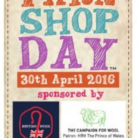 Yarn Shop Day 2016 - Is your local yarn shop involved?