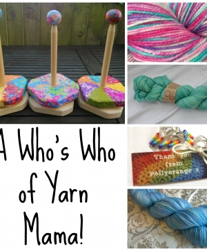 A Who's Who of Yarn Mama