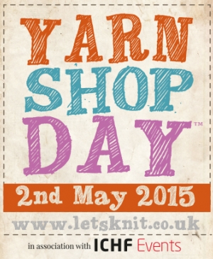 Yarn Shop Day 2015 – who's taking part?
