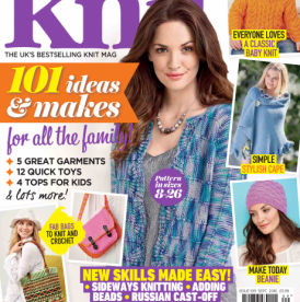 Let's Knit September issue! Exclusive preview!