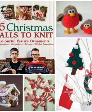 Top 5 knitted Christmas decorations