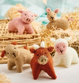 Knitting tutorials for kids on Yarn Shop Day!