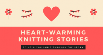 Well-being: Heart-warming Knitting Stories