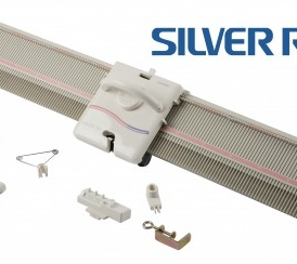Win a beginner's knitting machine from Silver Viscount!