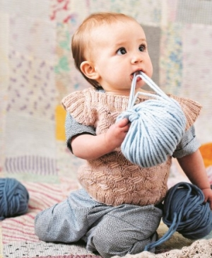 Top 5 cutest baby knitting projects
