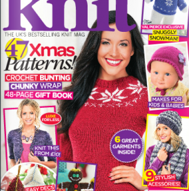 Let's Knit Christmas Special: out now!