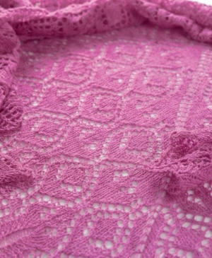 Tutorial: beginner's lace