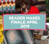 Reader Makes Finale April 2019