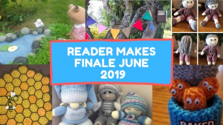 Reader Makes June Finale