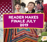 Reader Makes Finale July 2019