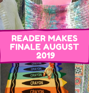 Reader Makes Finale August 2019