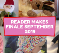 Reader Makes Finale September 2019