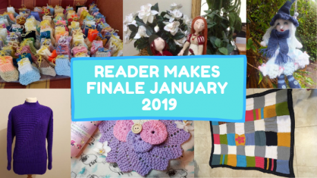 Reader Makes Finale January 2019