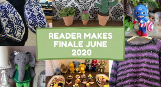 Reader Makes Finale June 2020