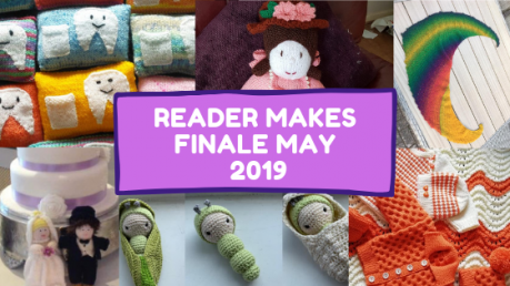 Reader Makes May Finale