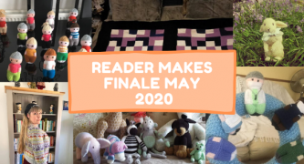 Reader Makes Finale May 2020