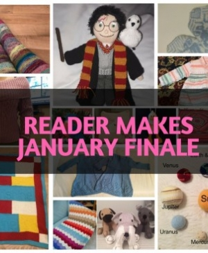 Reader Makes January 2018 - The Finale