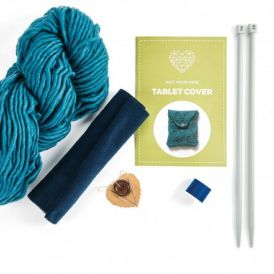 Craftess Tablet Cover Knit Kit