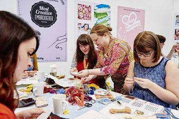 The Creative Craft Show London