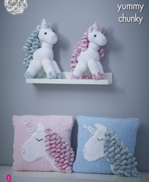 King Cole Unicorn Kits