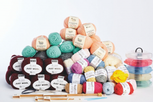 Win One Of Four Hobium Yarns Ultimate Crafting Kit Worth £125 Each
