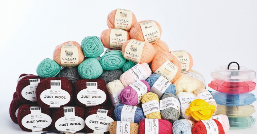 Win One Of Four Hobium Yarns Ultimate Crafting Kit Worth £125 Each Knitting Giveaway