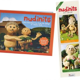 Nudinits Book And Calendar