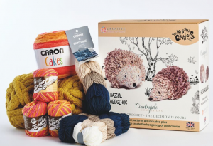 Win One Of Five Yarn Bundles Worth £100 Each