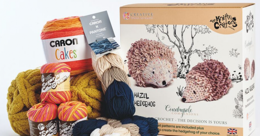Win One Of Five Yarn Bundles Worth £100 Each Knitting Giveaway