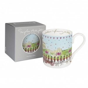 Win a Sophie Allport Royal Wedding mug