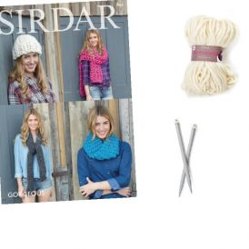 Pony's Needles And Sirdar's Yarn And Patterns
