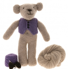 Woolly Chic knit kit