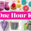 10 One-Hour Knits Knitting Pattern