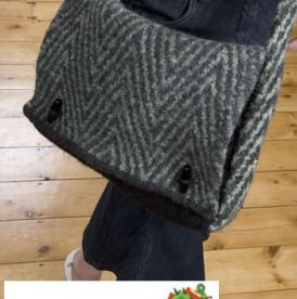 Practical Messenger Bag
