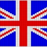 Support Team GB With Our Union Jack Knitting Chart