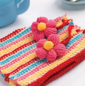 Colourful Teacosy