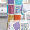 Country Cottage Part 3: Flower Fair Isle and Larkspur patterns