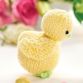 Amanda Berry's Easter Chick