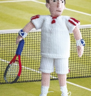 Knit your own Andy Murray