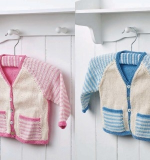 Essential Baby Cardigan