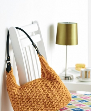 Golden Handbag