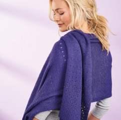 Beaded Wrap Knitting Pattern